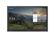 """Avocor G Series AVG-7560 75"""" 4K Interactive Touch Display for Video Conferencing"""