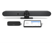 Logitech Rally Bar with Tap Configured for Google Meet Ready to Use Video Conferencing