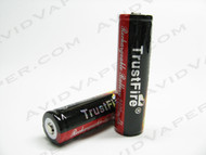 TrustFire TF18650 3.7v Protected Li-Ion Battery