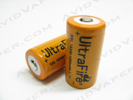 UltraFire XSL18350 3.7v Li Ion Battery