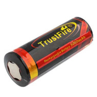 TrustFire TF26650 5000mAh 3.7v Protected Li-Ion Battery