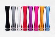 Long Anodized Aluminum Drip Tips