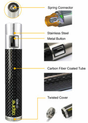 Aspire CF 18650 Battery Mod