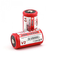 EFEST IMR18350 800mAh 3.7v Li-Mn  Button Top
