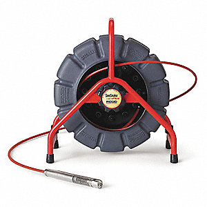 SeeSnake Mini Self-Leveling 200' Reel