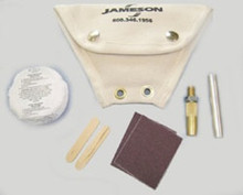 Accessory Kit - End Ferrule, Splice Ferrule, Adhesive, Emery Cloth, Canvas Pouch