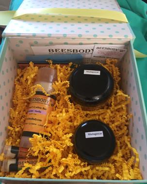 BeesBody Skin Care Kit in Beautiful Gift Box