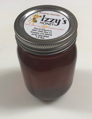 100% pure Honey from Izzy's bees!