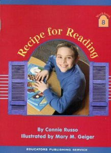 Recipe for Reading Workbook 8