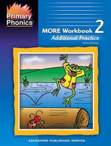 More Primary Phonics Workbook 2