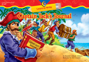 Captain Jack's Journal