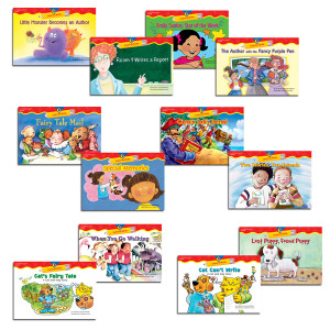 Learn to Write Classroom Pack 1-2
