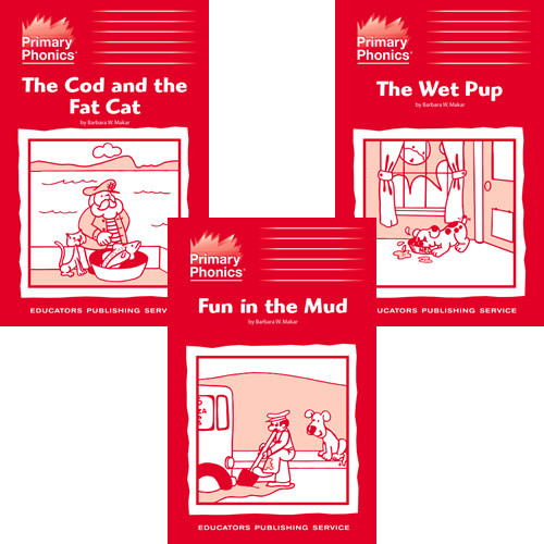 More Primary Phonics Storybook Set 1