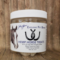 John Lyons™ Exclusive Brand Hemp Horse Treats 60 ct.