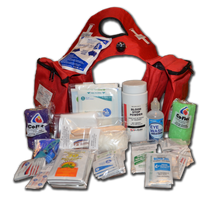 Small Trail Riding Equine Medical Kit