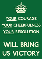 Your Courage Poster