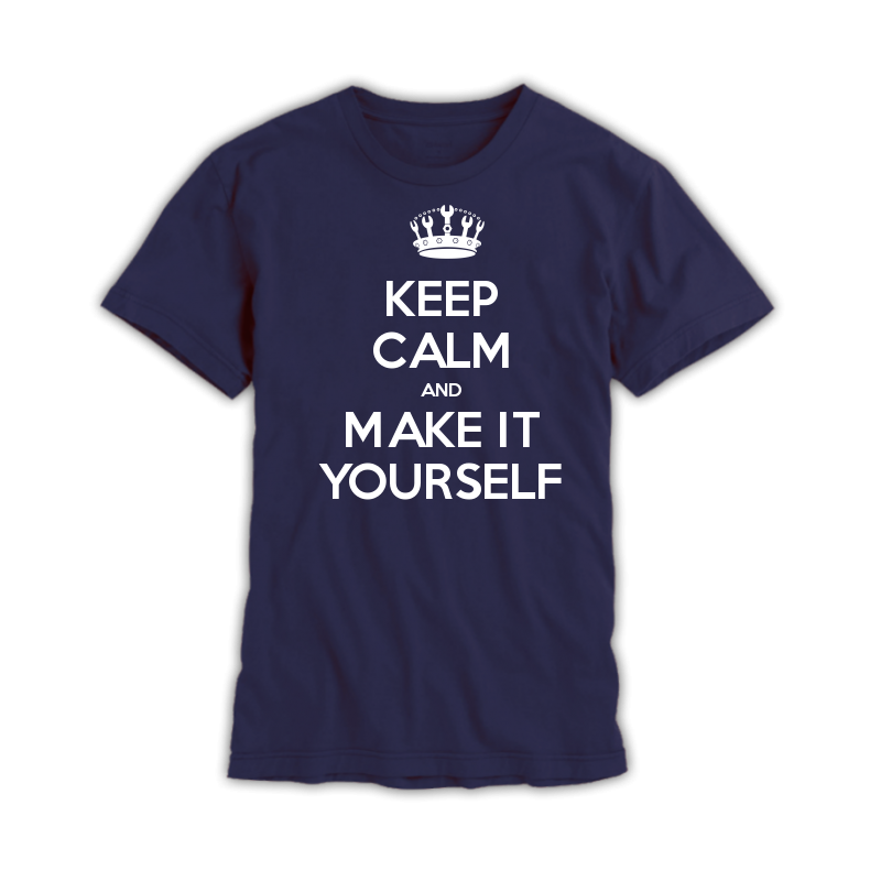 7531ab74e Keep Calm Customised Children's T-shirts - Keep Calm and Carry On