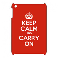 Keep Calm Customised iPad mini case