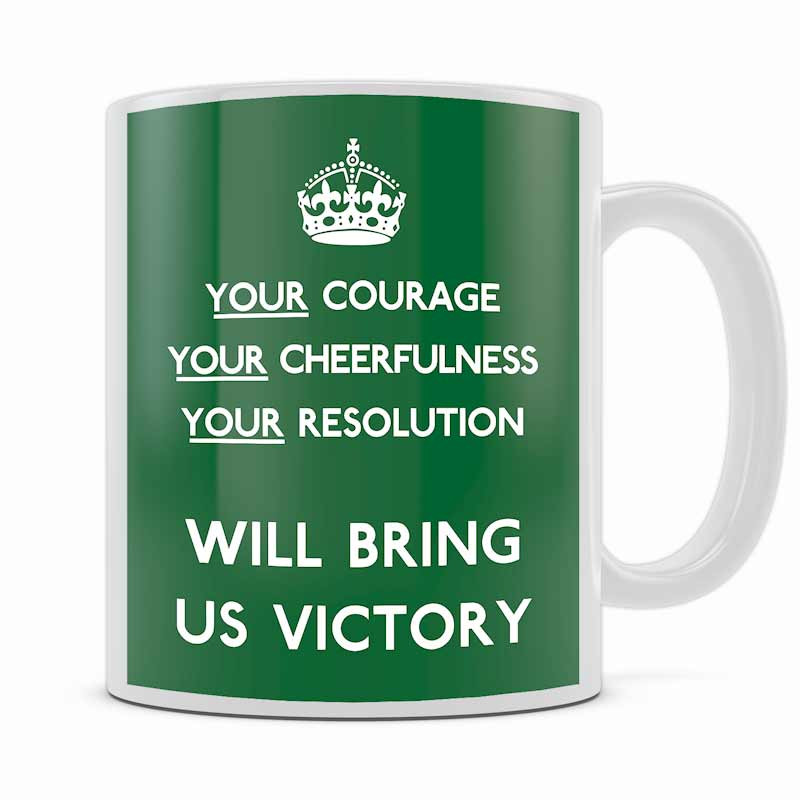 Your Courage Mug