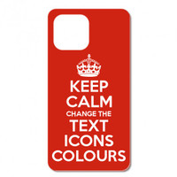 Keep Calm Customised iPhone 11 case