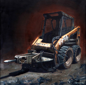 "Ryan Malley ""Bobcat 2"""