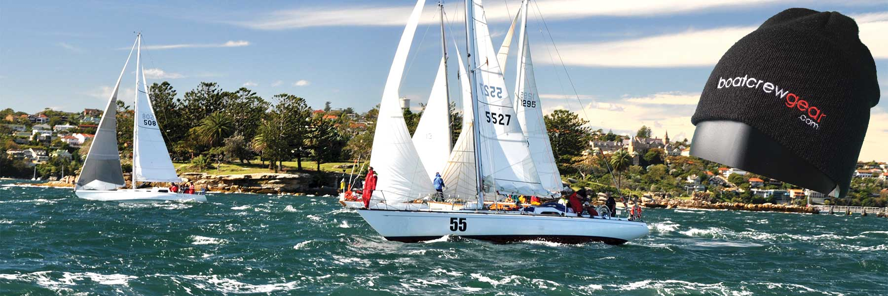 Sailing Gear Boating Paddling Boarding Windsurfing Boat Crew Harness For Sailboat Boatcrewgear Beanie