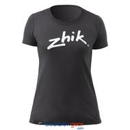 Zhik Tee Shirt Womens - Classic, Charcoal