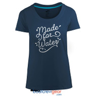 Zhik Tee Shirt Womens - Made for Water