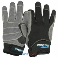 Ronstan Race Gloves, 3 Full Fingers