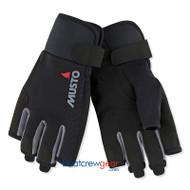 Musto Essential Sailing Gloves - Short Finger
