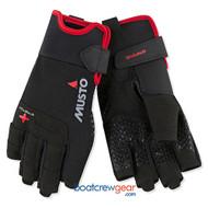 Musto Short Finger Performance Gloves