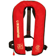 Burke 150N Standard Inflatable PFD - Automatic model
