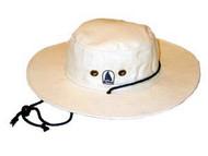 Burke Canvas Wide Brim Hat