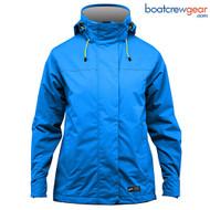 Kiama jacket in Cyan
