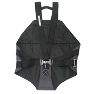 Burke Adjustable Webbing Harness