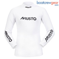 Musto Junior Long Sleeve Rash Vest