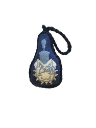 Smathers and Branson Needlepoint Ornament - Citadel