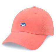 Southern Tide Mini Skipjack Hat - Charleston Red