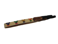 Smathers and Branson Sunglass Strap - Dancing Bears (Oatmeal)