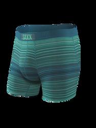 Saxx Vibe Boxer Brief - Ocean Binding Stripe