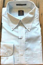 Craig Reagin Cotton Candy Check Sport Shirt