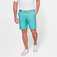 Peter Millar Soft Touch Twill Short - Fish Trap
