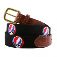 Smathers and Branson Steal Your Face Belt - Black
