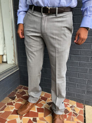 Ballin Liberty Slacks - Grey