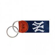 Smathers and Branson Key Fob - New York Yankees