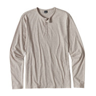 Patagonia Men's Long-Sleeved Daily Henley - Birch White