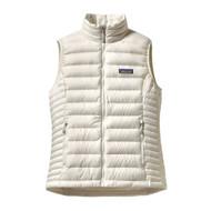 Patagonia Women's Down Sweater Vest - Birch White
