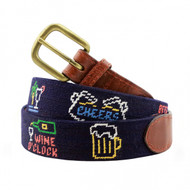 Smathers and Branson Last Call Belt - Midnight