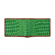 Smathers and Branson Alligator Skin Bifold Wallet - Multi