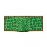 Smathers and Branson Alligator Skin Bifold Wallet - Multi